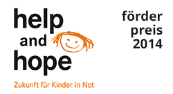 help and hope Förderpreis